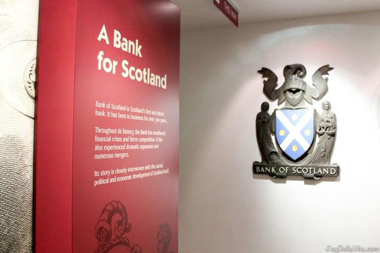 Bank of Scotland 'Museum on the Mound' Edinburgh