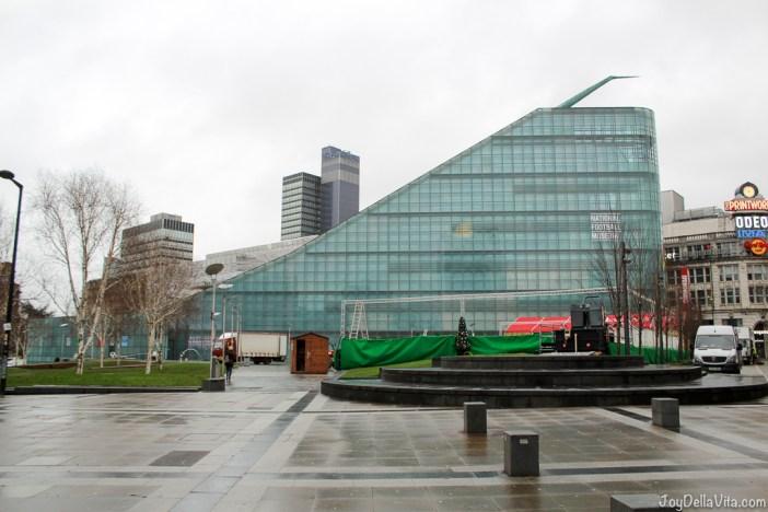 Urbis Building Manchester Football Museum Manchester JoyDellaVita
