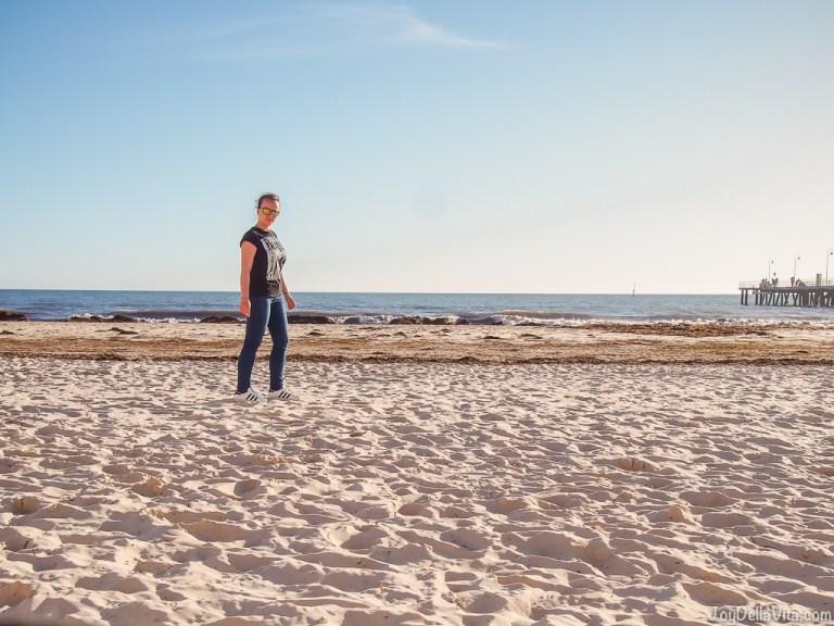Travel Diary: Glenelg Beach near Adelaide, Australia