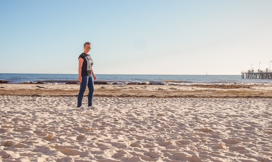 Travel Diary: Glenelg Beach near Adelaide, Australia
