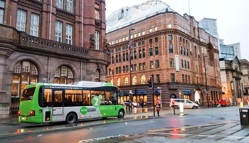Metroshuttle Manchester Public Transport JoyDellaVita