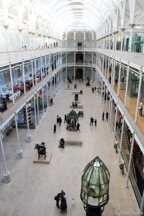 National Museum Scotland Edinburgh JoyDellaVita