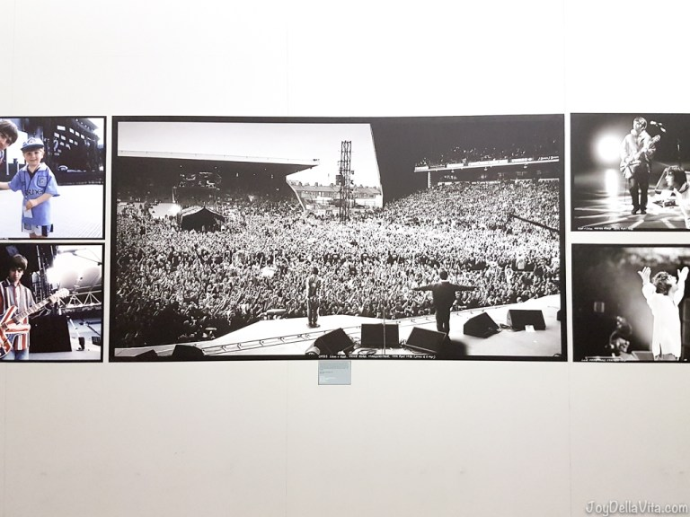 'Oasis DNA' Exhibition Manchester