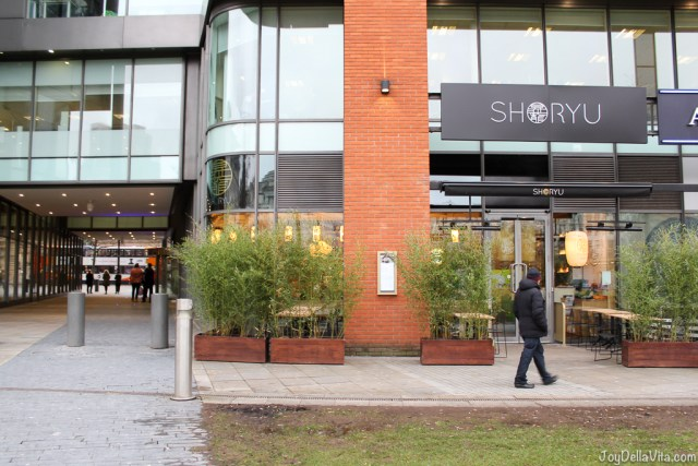 Shoryu Manchester at Piccadilly Gardens
