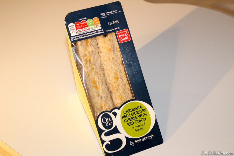 Sandwich UK Supermarket Haul JoyDellaVita