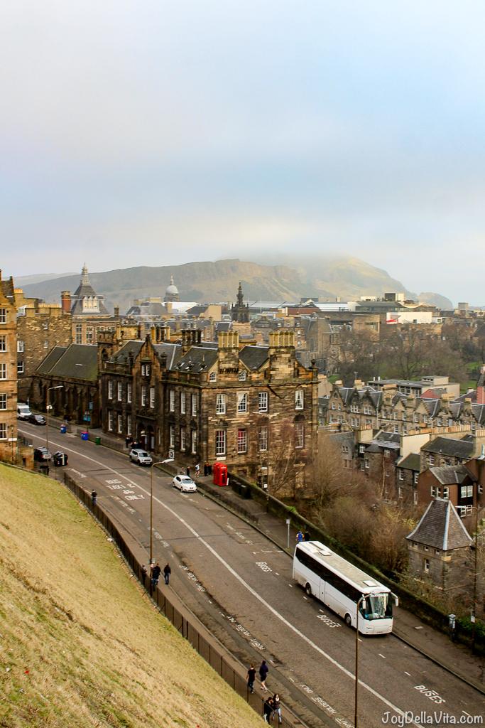 Arthurs Seat Edinburgh JoyDellaVita
