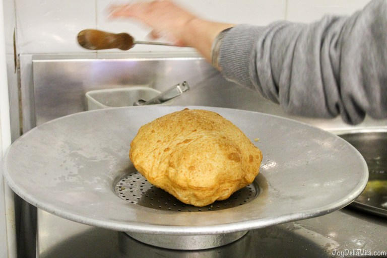 Recipe: How to make Pizza Fritta / Fried Pizza, learnt in Naples, Italy at 1947 Pizza Fritta