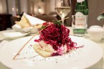 Hotel Restaurant NH Collection Roma Palazzo Cinquecento JoyDella