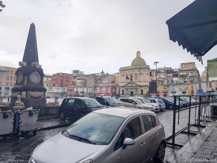 Naples Smartphone Sightseeing Walk JoyDellaVita