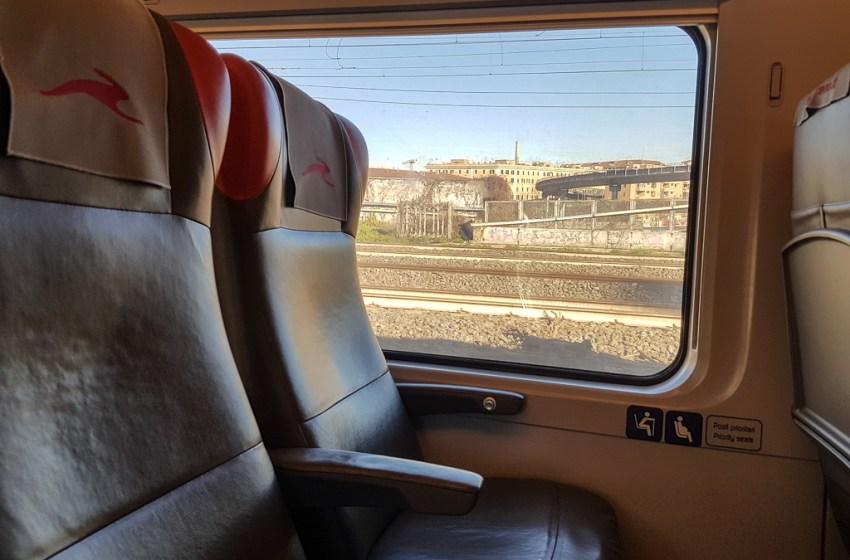 Sensational Italo Train From Naples To Rome In Italy Joydellavita Beatyapartments Chair Design Images Beatyapartmentscom