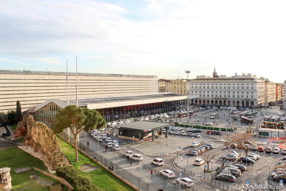 Roma Termini Station nh Collection Hotel Cinquecento Rome JoyDellaVita