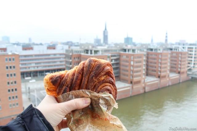 Franzbrötchen Hamburg Recipe JoyDellaVita