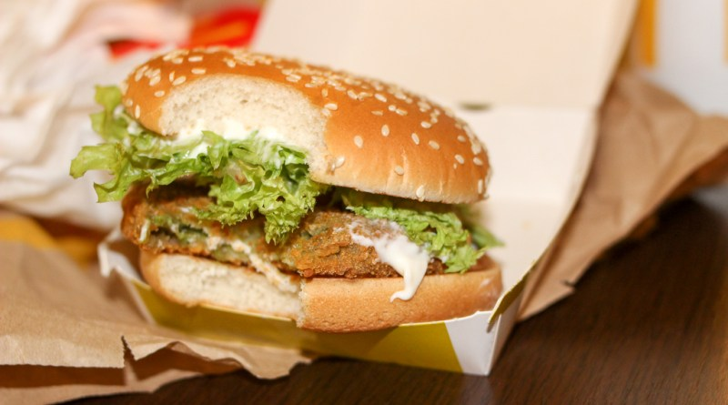 McVeggie Burger McDonalds Italy JoyDellaVita