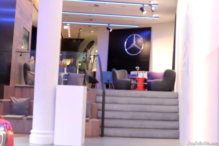Mercedes me Store Hamburg Blog JoyDellaVita