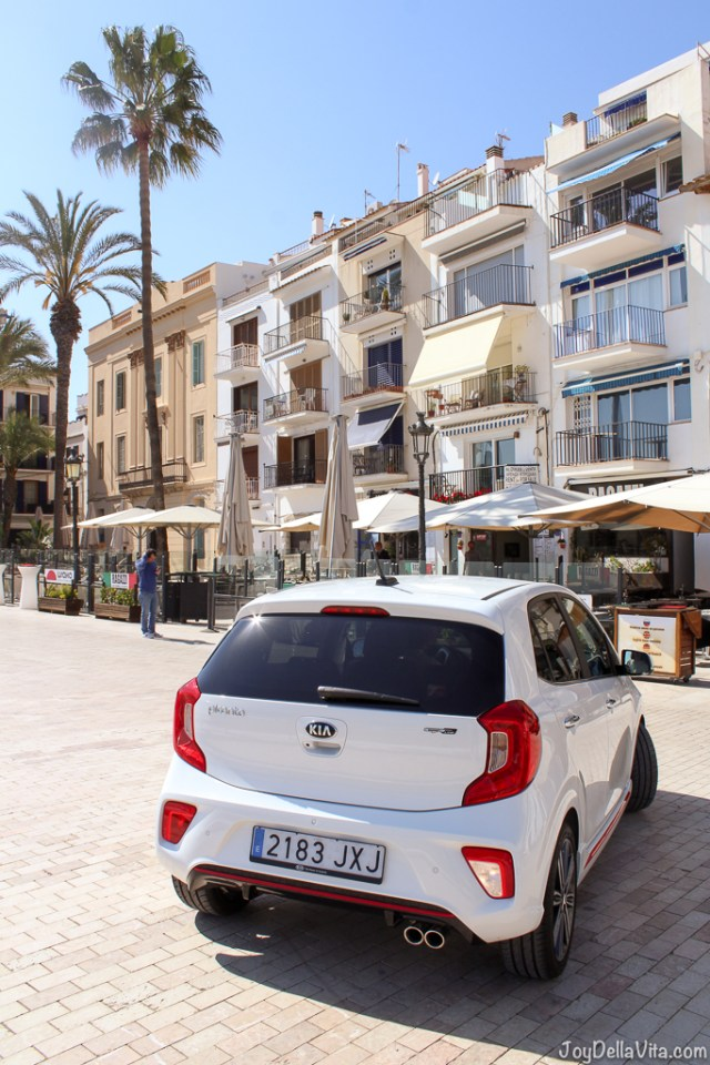 Kia Picanto GT-Line in Sitges