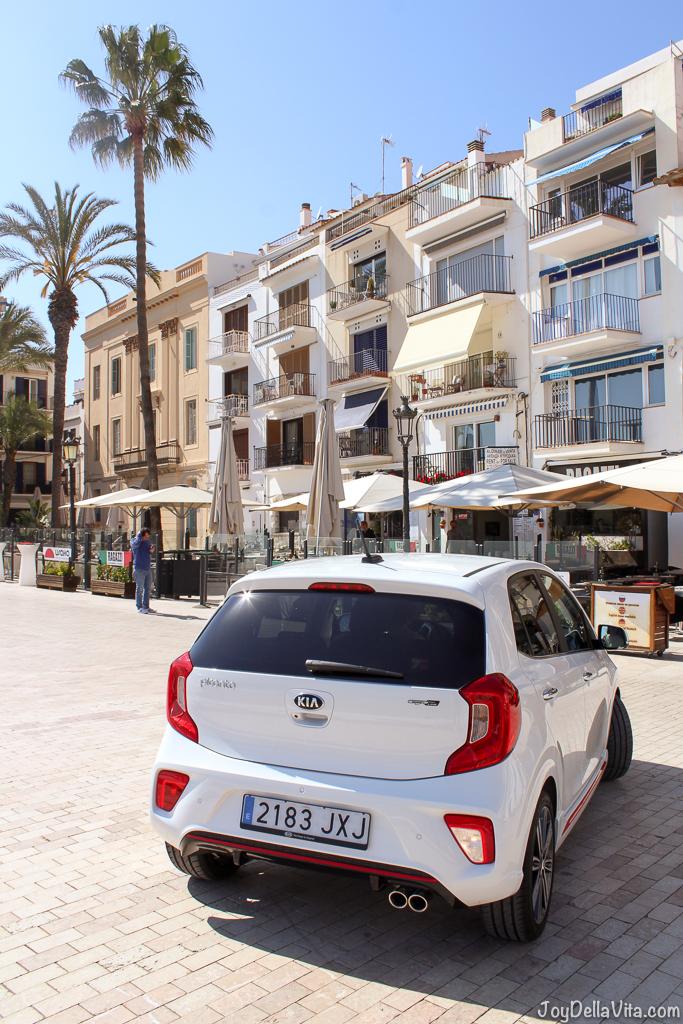 Kia Picanto GT-Line in Sitges