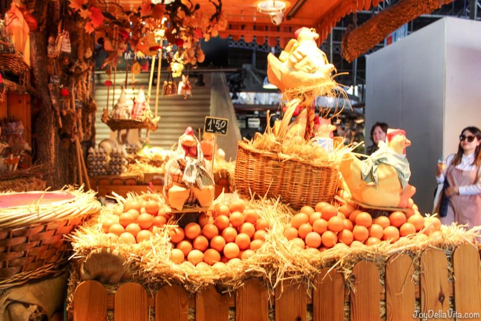 Mercat de La Boqueria Market Rambla Barcelona Travelblog JoyDellaVita
