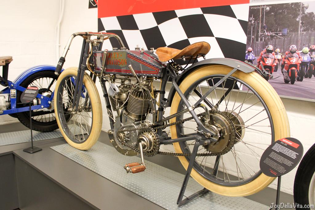 Motorbike Museum Museo Moto in Barcelona Joy Della Vita