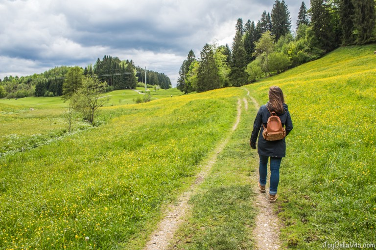 Hiking in the Bavarian Allgäu – new ideas for cross-border tours, long-distance hiking trail E5, …