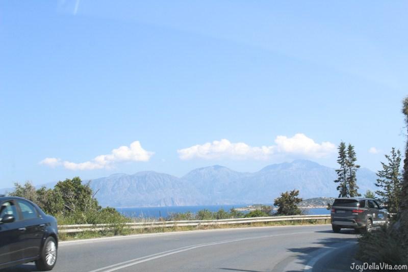 Land Rover Experience Greece Tour 2 Mountains Sea - Travelblog JoyDellaVita.com