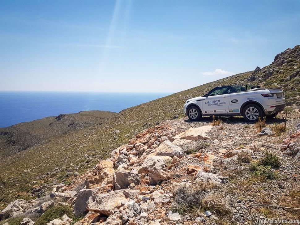 Land Rover Experience Greece Crete wild East -  JoyDellaVita.com