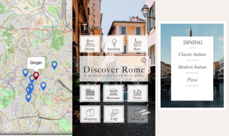 The Smartphone App you need when visiting Rome, by a local Travel Blogger