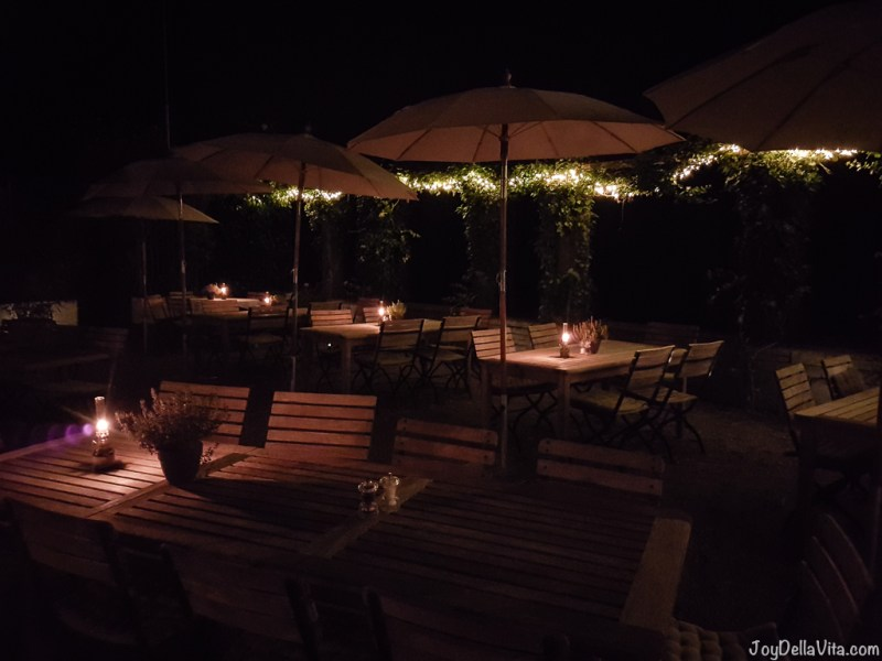 Organic Restaurant Castle Wartegg Lake Constance St Gallen - JoyDellaVita.com