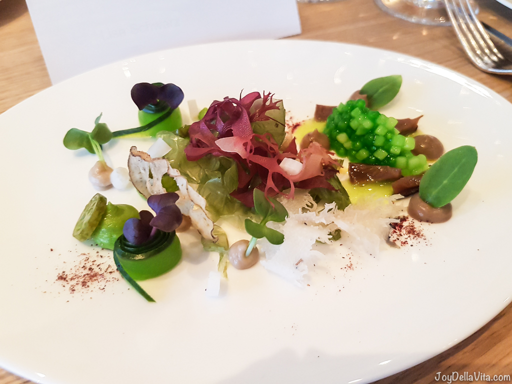 Michelin Top Air Restaurant Stuttgart Airport - JoyDellaVita.com
