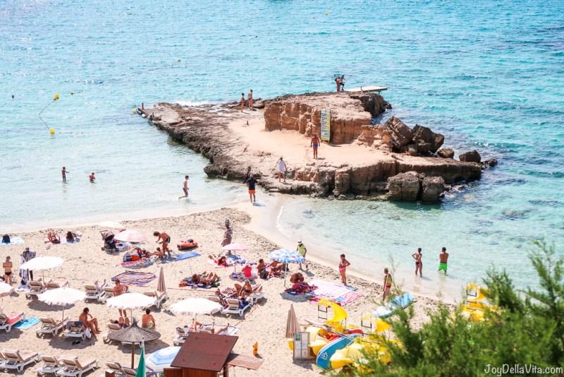 Cotton Beach Club Ibiza Restaurant Lunch Joy Della Vita Travelbl