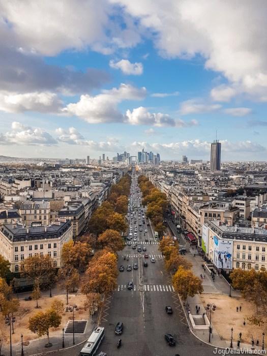 Arc de Triomphe Paris tickets ticket office Place Charles de Gaulle