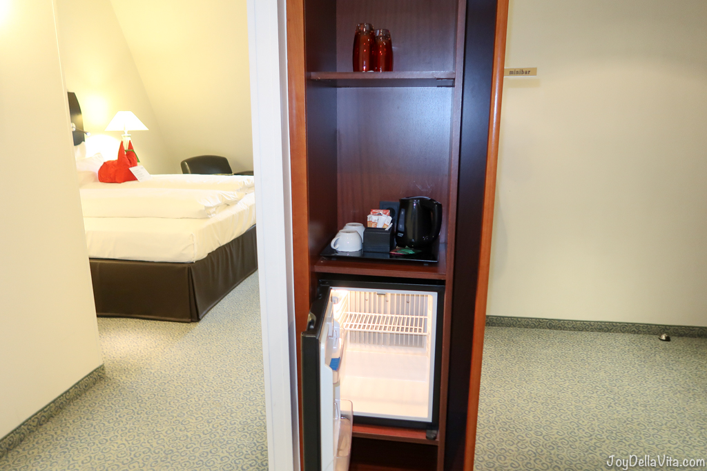Lindner City Plaza Hotel Cologne First Class Room Review Travel Blog