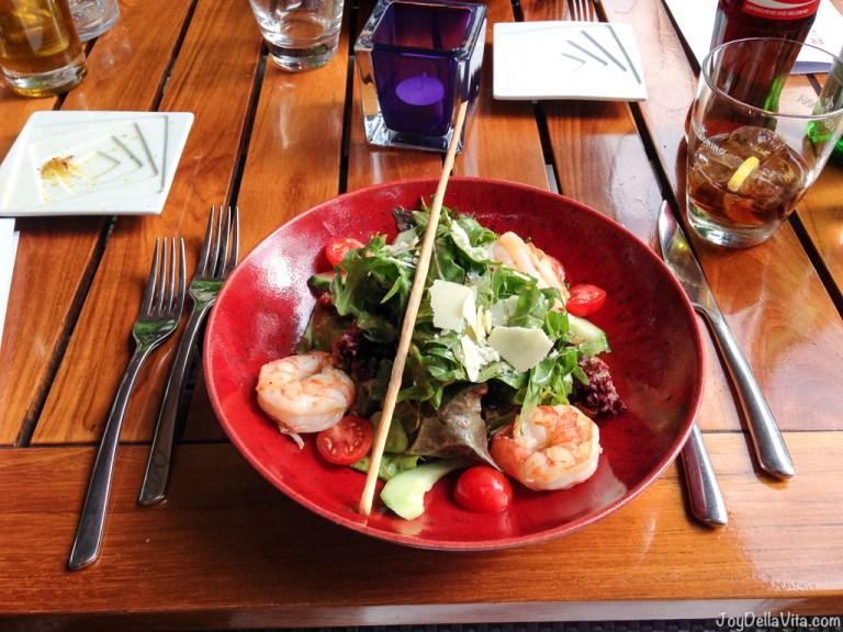 Dinner at Rizzi Restaurant Baden-Baden
