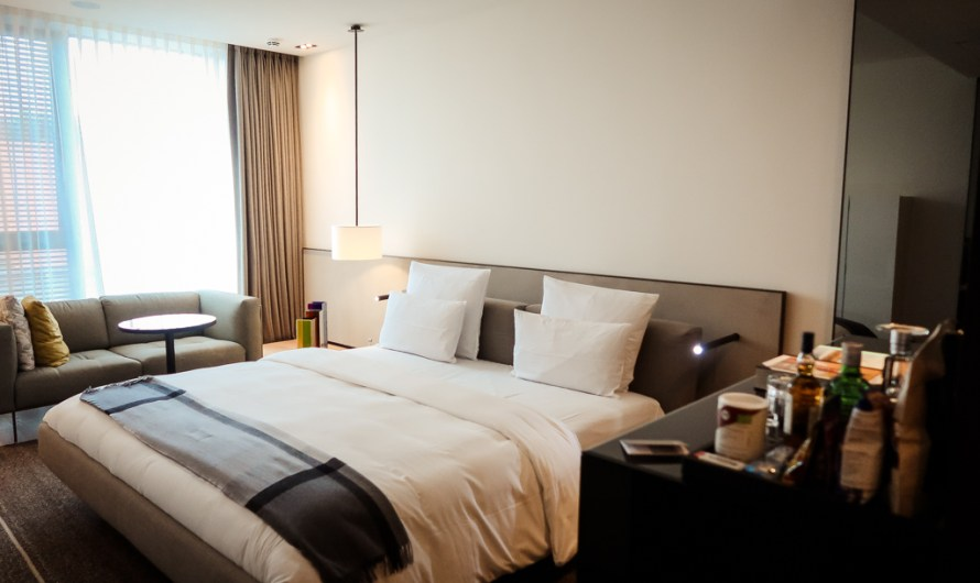 Staying at the cheapest room at Roomers Design Hotel Baden-Baden