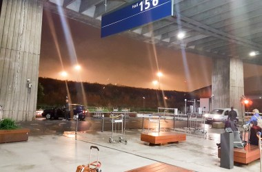 UberPool experience Paris Charles de Gaulle CDG Airport City Centre travelblog