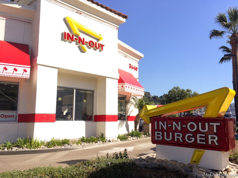 In-N-Out Burger Los Angeles Cahuenga Blvd