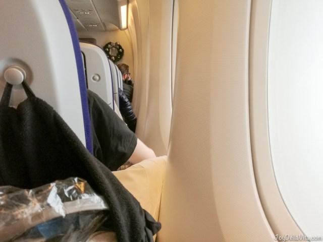 Lufthansa Airbus A380 economy class space window seats