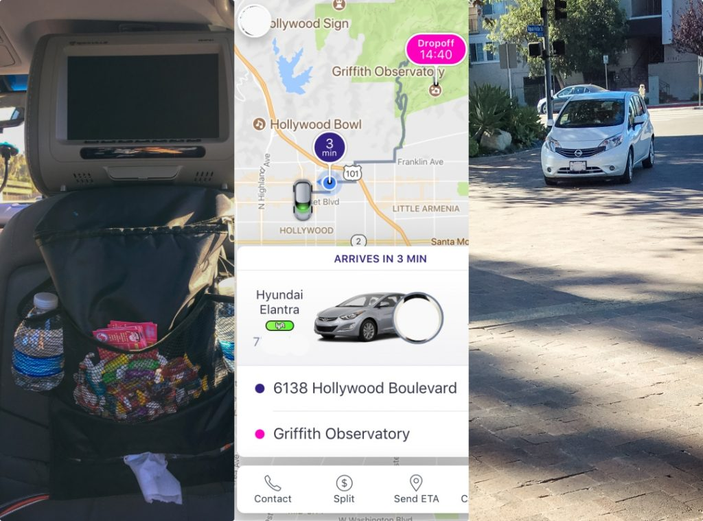 My Lyft Experience in Los Angeles - Travel Blog Joy Della Vita