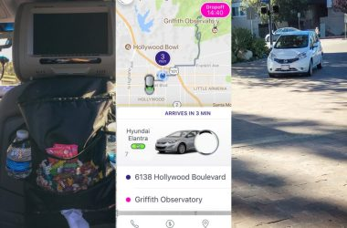 My Lyft Experience in Los Angeles - Travel Blog Joy Della Vita