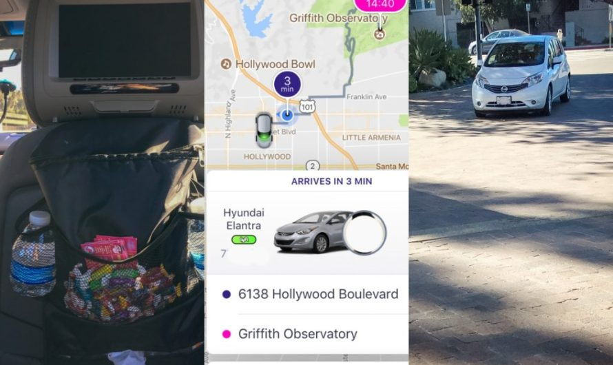 My Lyft Experience in Los Angeles (trying Lyft + Lyft Line for the first time)