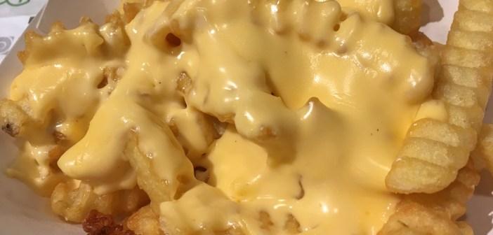 Cheese Fries Shake Shack