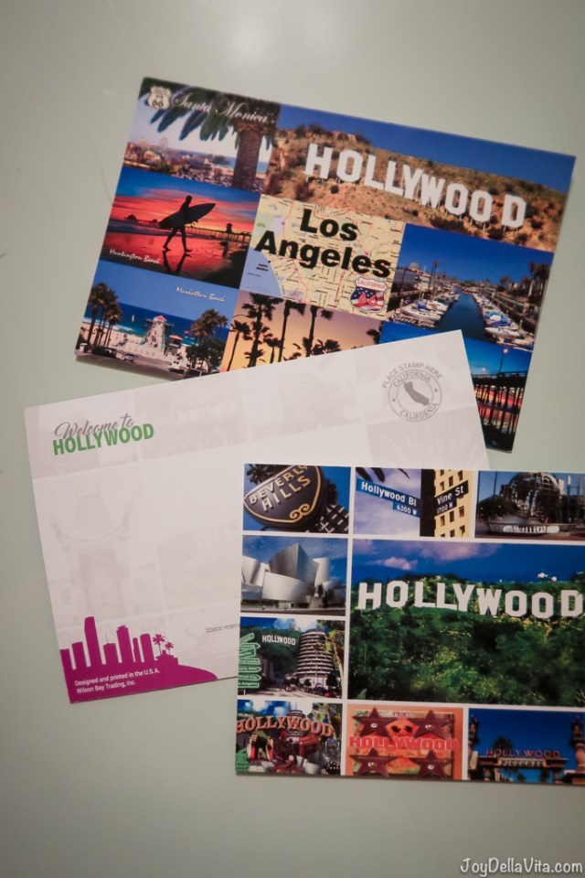 Costs to send Postcard USA Europe USPS International Air Mail are lower than expected!