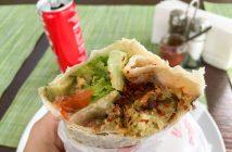 Falafel Wrap Friedrichshafen Lake Constance LAZIZA Blog JoyDellaVita