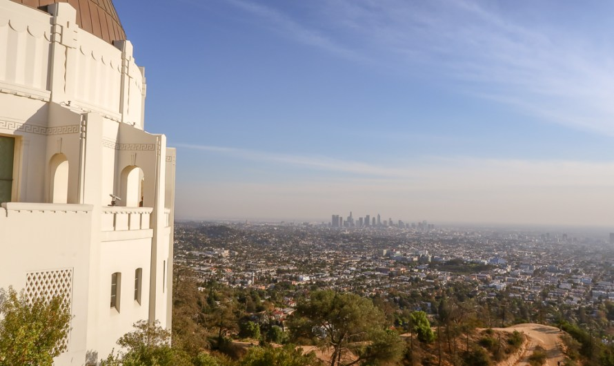 The best lookout point in Los Angeles – Griffith Observatory