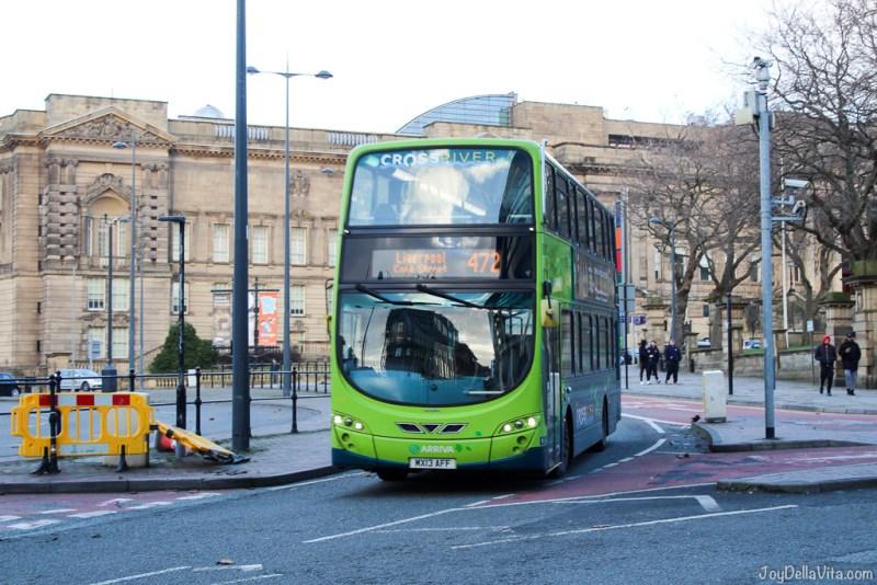 Liverpool Public Transportation