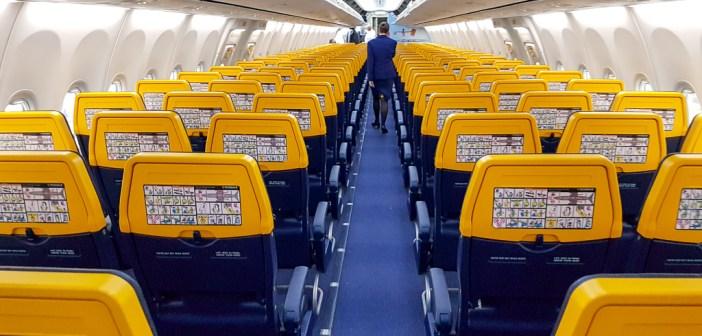 Ryanair Priority Boarding Flight Review Stuttgart Manchester