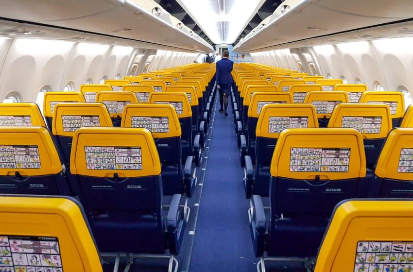 Ryanair Priority Boarding Flight Review – Stuttgart to Manchester