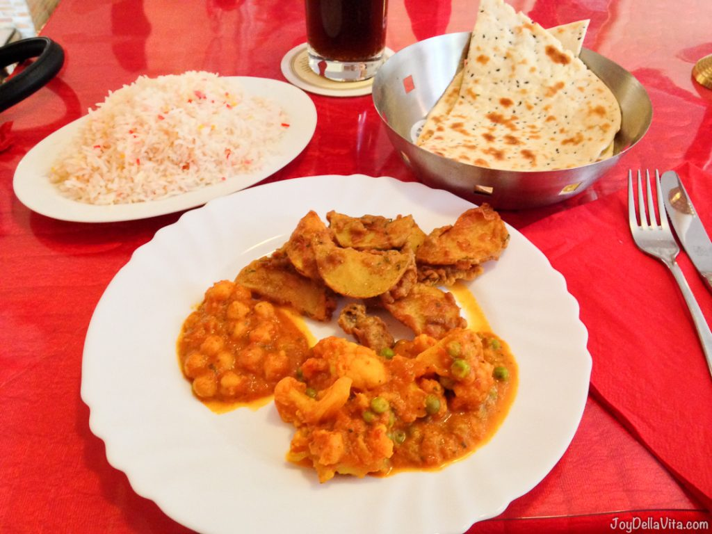 Vegetarian Indian All-you-can-eat