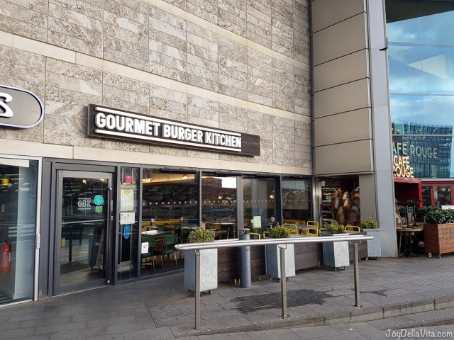 Gourmet Burger Kitchen 14 Paradise St, Liverpool L1 8JF, United Kingdom