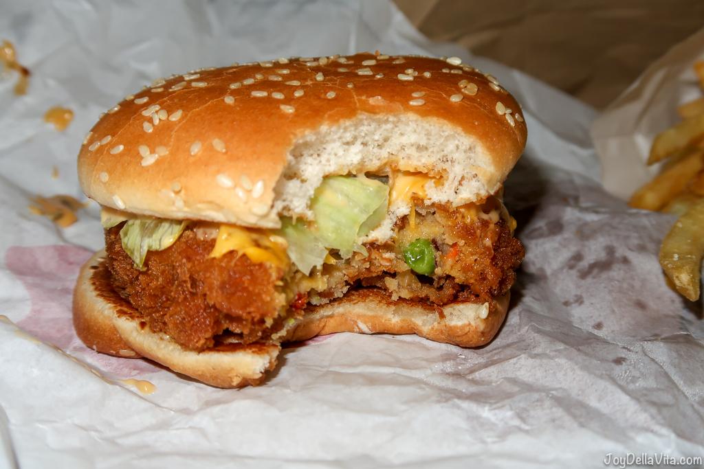 Burger King Veggie Country Burger Germany