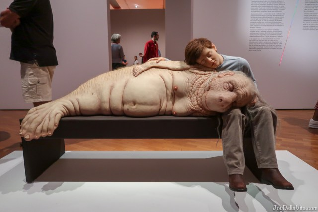 Patricia PICCININI The long awaited 2008 HYPER REAL National Gallery of Australia Canberra